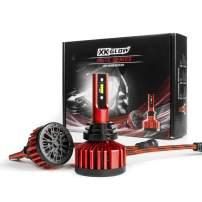 XKGLOW H4 / 9003 / HB2 Elite Series LED Headlight Conversion Kit - Replacement Headlight Bulb for Halogen