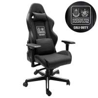 Xpression Gaming Chair with Call of Duty Faction Lock Up Logo