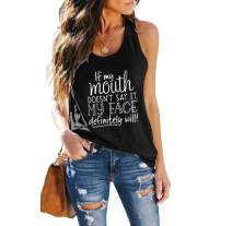 Country Music Tank Top for Women You Look Like I Need a Drink Sleeveless T Shirt Beer Festival Party Vest