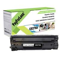 PayForLess Compatible for HP 78A CE278A Toner Cartridge for HP Laserjet P1606DN M1536 MFP M1536DNF P1560 P1566 P1606