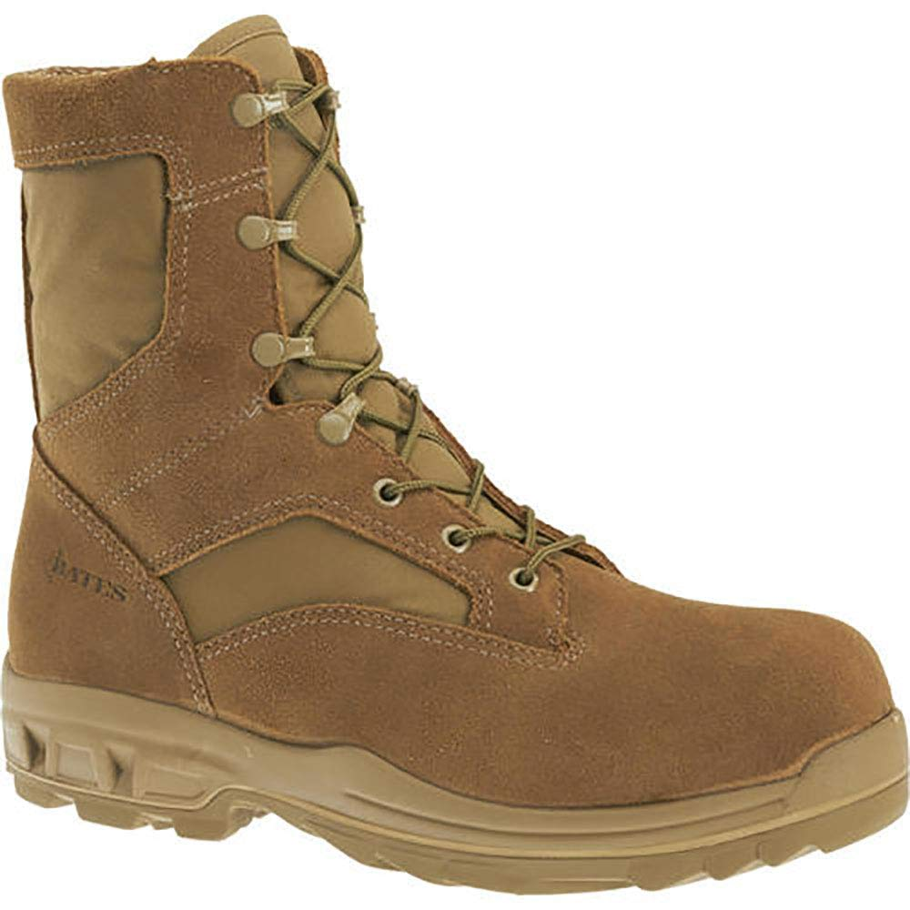 Bates Men's Terrax3 Hot Weather Comp Toe Coyote Military & Tactical Boot
