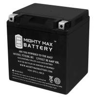 YTX30L-BS - 12V 30AH 385 CCA - SLA Power Sport Battery - Mighty Max Battery Brand Product