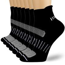 Compression Socks for Women & Men -Best for Running, Crossfit, Travel- Suits, Nurse, Maternity, Shin Splints