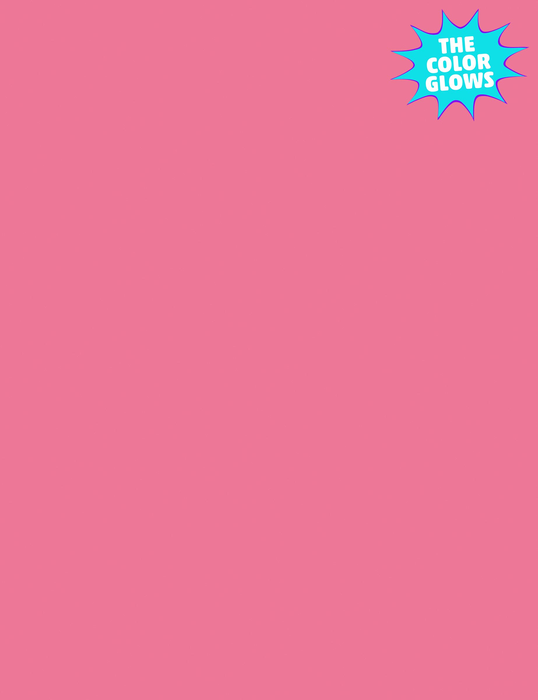 """Kaleidoscope Pacon Multi-Purpose Paper, Hyper Coral Red, 8-1/2"""" x 11"""", 500 Sheets"""