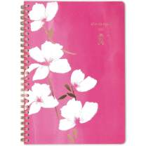 """AT-A-GLANCE 2020 Weekly & Monthly Planner, 5-1/2"""" x 8-1/2"""", Small, Sorbet (5151-200-20)"""