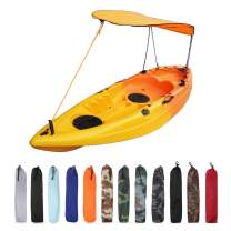 Lixada Kayak Boat Canoe Sun Shade Canopy for Single Person