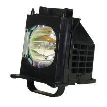 Aurabeam 915b403001/915B403A01 Professional Mitsubishi Rear Projection Television Replacement Lamp DLP Bulb with Housing/Enclosure/Module (Powered by Philips)