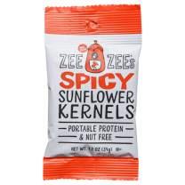 Zee Zees Spicy Sunflower Kernels, Nut Free, 1 oz, 48 pack
