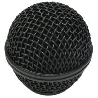 Performance Plus SM58 Style Black Mesh Microphone Grille (MB58-B)
