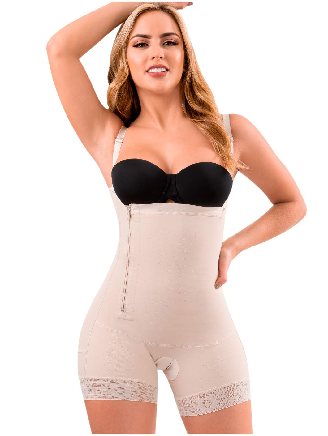 LT.ROSE BBL Faja Garment After Surgery S111 Post Liposuction Compression Garments Tummy Tuck Fajas Colombianas