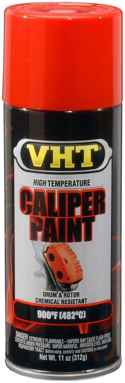 VHT SP733 Real Orange Brake Caliper Paint Can - 11 oz.