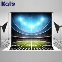 Kate 8x8ft Football Field Backdrops Sports Photography Backdrops Soccer Stadium Background Microfiber Photo Studio Props