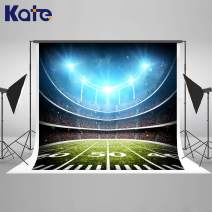 Kate 8x8ft Football Field Backdrops Sports Photography Backdrops Soccer Stadium Background Microfiber Photo Studio Props