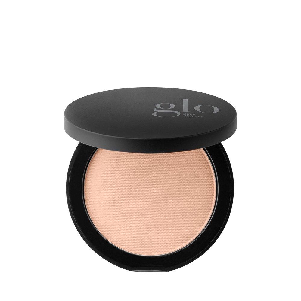 Glo Skin Beauty Mineral Pressed Powder Foundation, Beige Medium