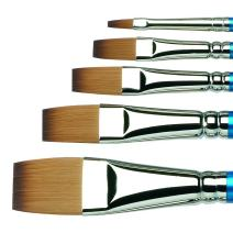 Winsor & Newton Cotman Water Colour Series 111 Short Handle Synthetic Brush - Round #000