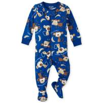 The Children's Place Baby Boys Printed Blanket Sleeper