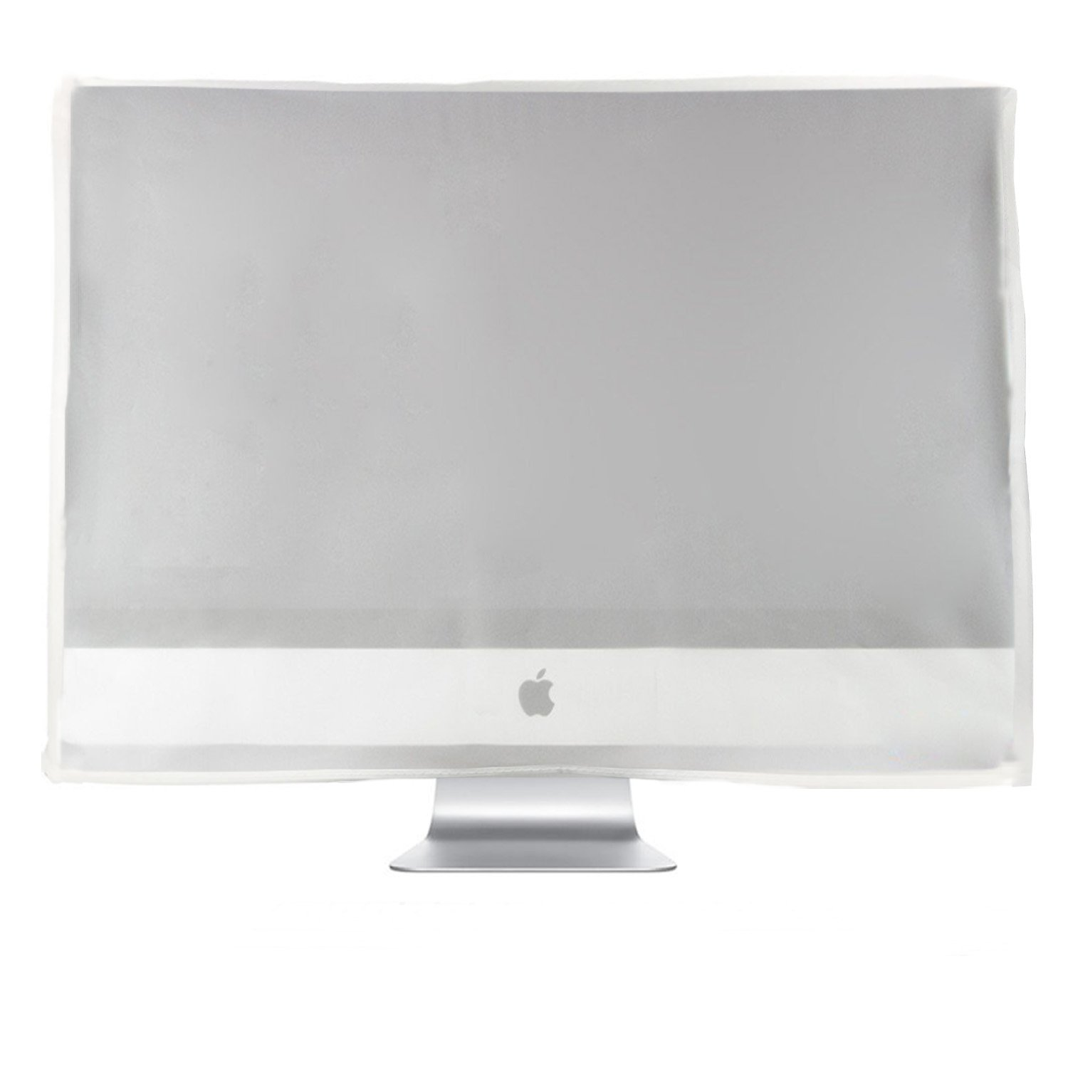 """SZBRO Computer Dust Cover, Protective Dust Screen Cover Sleeve, Compatible with 24"""" iMac 24W x20H x3(Top)/8(Bottom)"""