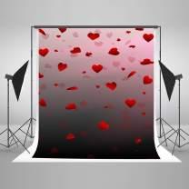Kate 6.5x10ft Valentine's Day Photography Backdrops Sweet Heart Photo Backdrop Romantic Love Photo Studio Props