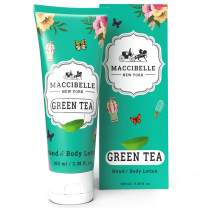 Maccibelle Green Tea Hand & Body Lotion 100 ml Made in Korea