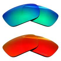 BlazerBuck Polarized Replacement Lenses for Oakley Turbine OO9263-2 Pairs