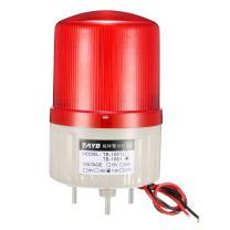 uxcell LED Warning Light Bulb Bright Industrial Signal Alarm Lamp AC110V Red TB-1081