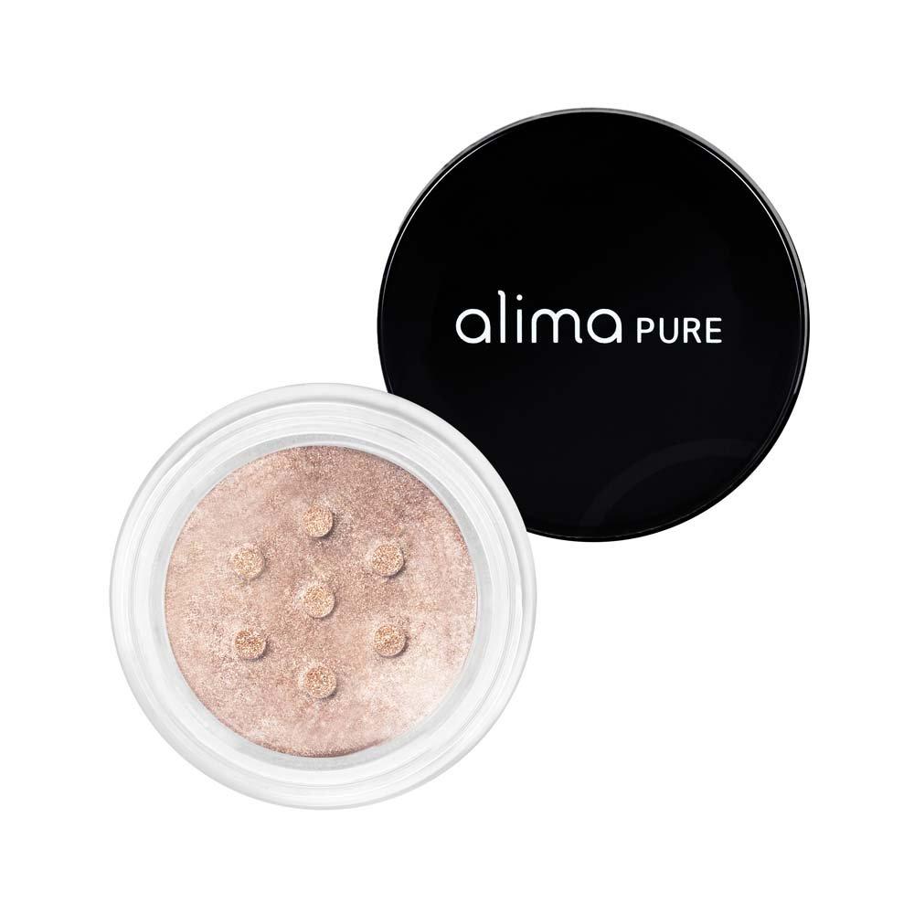 Alima Pure Luminous Shimmer Eyeshadow - Chai