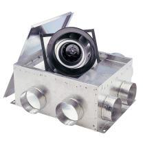 Fantech CVS 300A Multi-Port Ventilation, 4 Points, 355 CFM