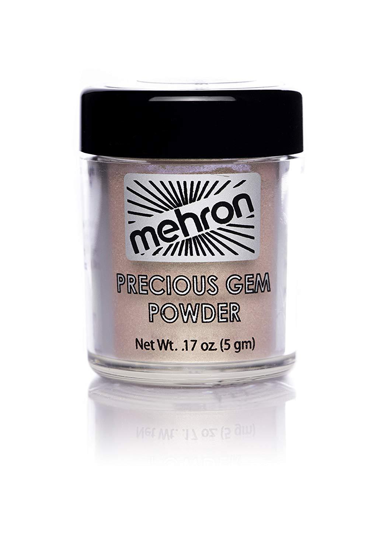 Mehron Makeup Precious Gem Powder (.17 ounce) (Champagne)