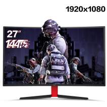HKC 27'' 144hz AMD Sync Gaming Curved Monitor HDMI DP Inputs 2year warrenty