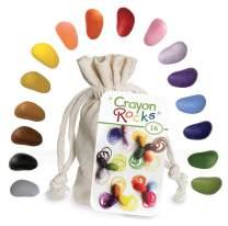 Crayon Rocks 16 Colors in Muslin Bag