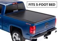 Retrax 60454 RetraxOne MX; Retractable Tonneau Cover Fits 15-16 Canyon Colorado 59.25 Bed Length