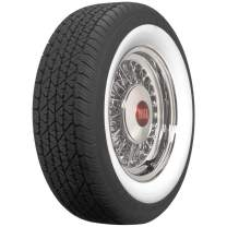 Coker Tire 530285 BFG Whitewall Radial 205/65R15