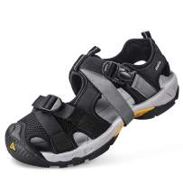 Mens Hiking Sandals Breathable Athletic Climbing Summer Beach Water Shoes