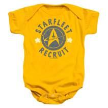 Popfunk Star Trek Graphic Baby Onesie Bodysuit