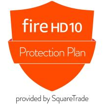 2-Year Accident Protection for Fire HD 10 Tablet (2017 release)
