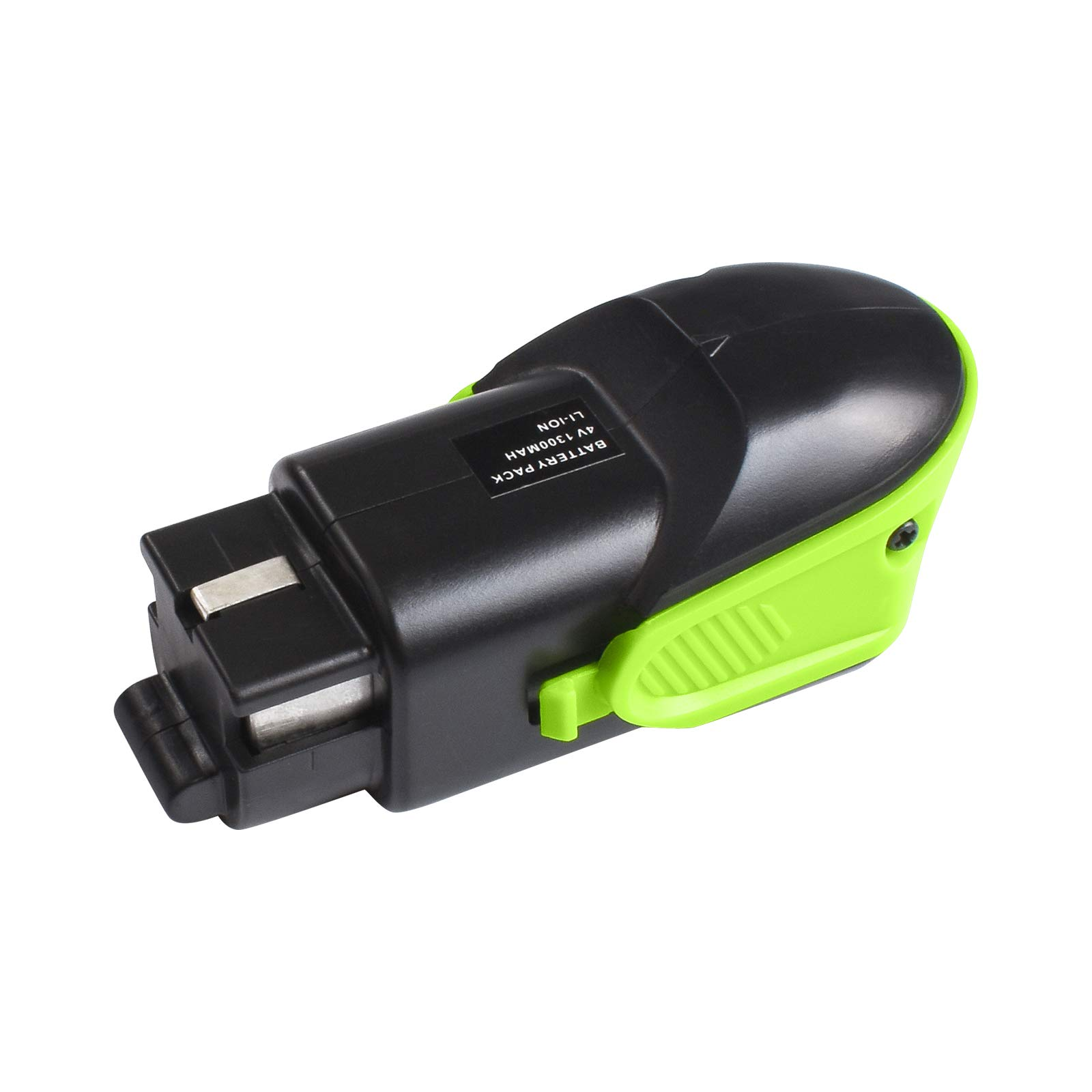 Replacement Battery for Hawkforce 4V 1300mAh Li-ion Cordless Electric Scissors Cloth Cutter