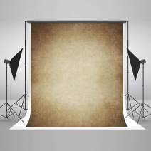 8ft(W) x8ft(H) Portrait Fabric Backdrops Light Brown Abstract Background for Photography Photographer Photo Studio Booth