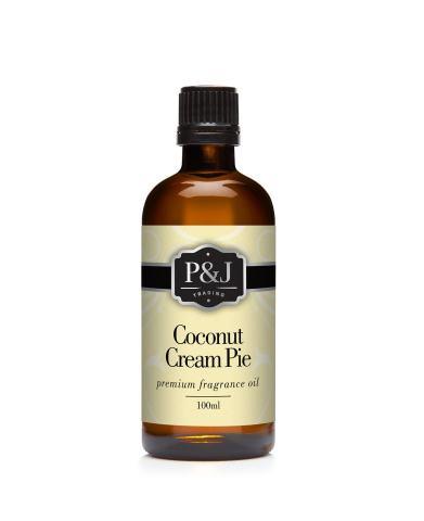 Coconut Cream Pie Fragrance Oil - Premium Grade Scented Oil - 100ml/3.3oz