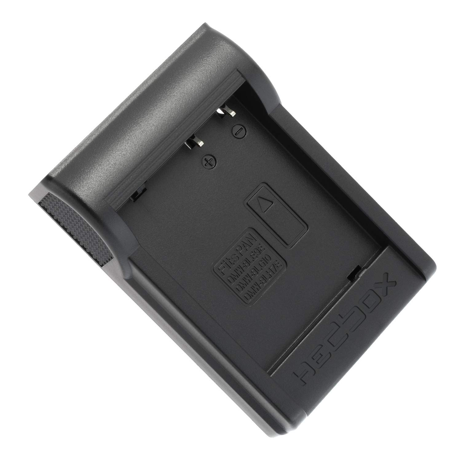 HEDBOX   RP-DBLH7   Battery Charger Plate for PANASONIC   DMW-BLE9; DMW-BLG10; DMW-BLH7 (Battery Chargers RP-DC50, RP-DC40 and RP-DC30)