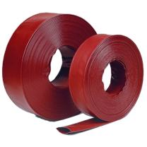 "Maxx Flex 3"" x 100 ft - HydroMaxx 150 PSI High Pressure Reinforced PVC Lay Flat Discharge and Backwash Hose - 10 Bar Reinforced PVC Construction"