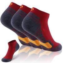 Ankle Athletic Socks, Gmark Unisex Ultimate Dry Cotton Running Socks 1,3,6 Pairs