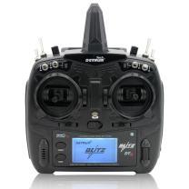 DYNAM DETRUM Blitz-DT9 9CH Smart Transmitter Set, Telemetry/Programming (Black, M2, TX+RXC9M)