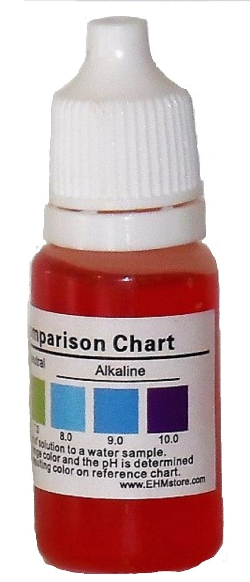 Alkaline Water (ph Test Kit)