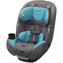 Safety 1st Continuum 3-in-1 Convertible Car Seat, Grey/Sea Glass Teal
