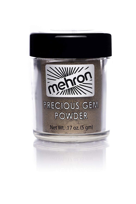 Mehron Makeup Precious Gem Powder (.17 ounce) (Bronzite)