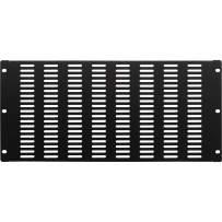NavePoint 5U Blank Rack Mount Panel IT Server Network Spacer Slotted Venting