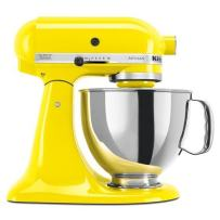 KitchenAid RRK150YC 5 Qt. Artisan Series - Yellow Citrus (Renewed)