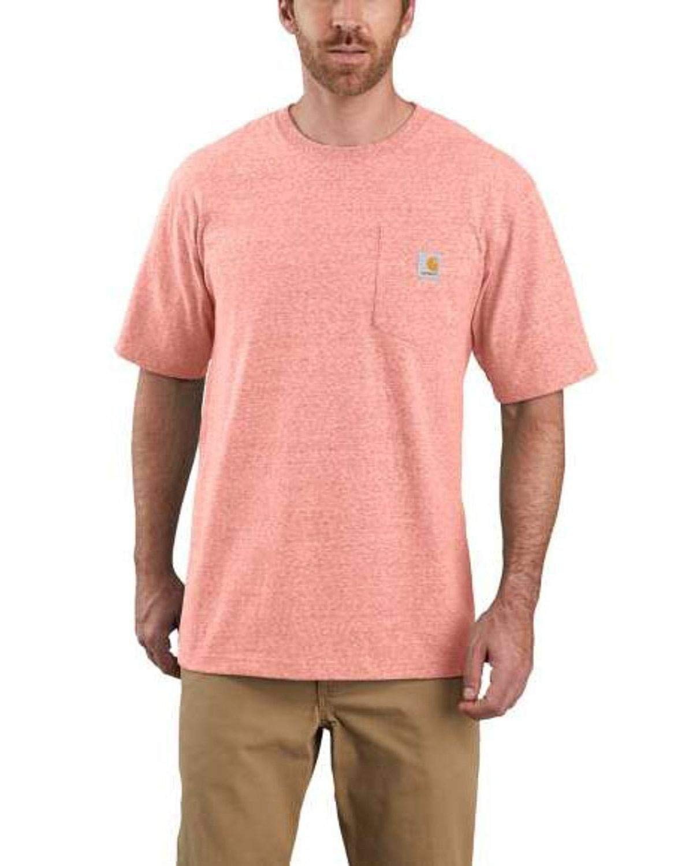 Carhartt Men's Workwear Pocket Short Sleeve T-Shirt