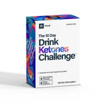 The 10 Day Drink Ketones Challenge (20 Packets)