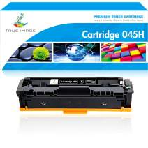 True Image Compatible Toner Cartridge Replacement for Canon 045 045H CRG-045H MF634 Color ImageCLASS MF634Cdw MF632Cdw LBP612Cdw MF632 Printer Ink (Black, 1-Pack)